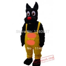 Scottie Dog Mascot Costume