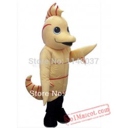 Customized Seafood Mascot Costume