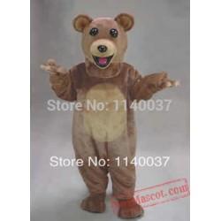 Best Price Brown Teddy Bear Mascot Costume
