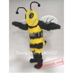 Long Hair Deluxe Bee Mascot Costume