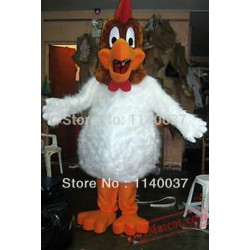 Rooster Mascot Costume