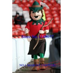 Boy Costume Cartoon Elf Mascot Costumes