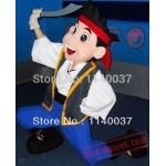 Jake Pirate Mascot Costume