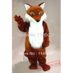 Redd The Fox Mascot Costume