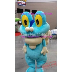 Froakie Mascot Costume