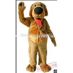 Wags The Dog Mascot Costume