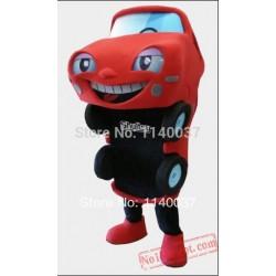Car Mascot Costume