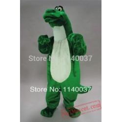 Big Cartoon Dino Mascot Costume