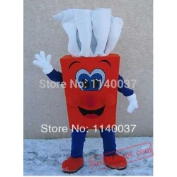 Healthy Tissue Mascot Costume