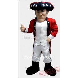 Patroit Mascot Costume
