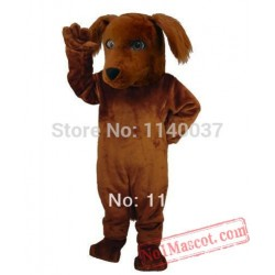 Low Price Irish Setter Mascot Costume