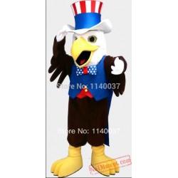 Bowl Eagle Mascot Costume