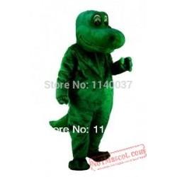 Happy Dino Mascot Dinosaur Costume