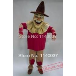 Mascot Scarecrow Mascot Costume