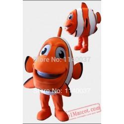 Clownfish Mascot Costume