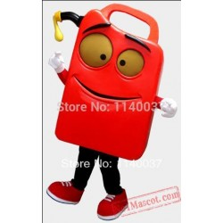 Gas Can Mascot Costume