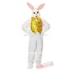 Fun Bunny Easter Rabbit Mascot Costume