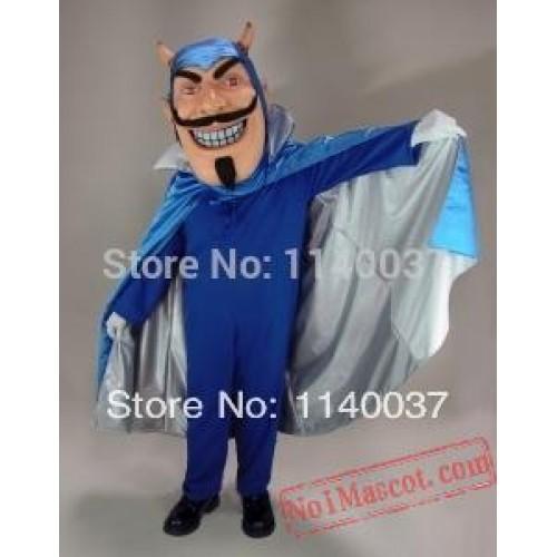 Mascot Beelzebub Mascot Devil Mascot Costume