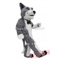 Referee Dog Huskie Husky Mascot Costume