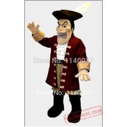 Mascot Swashbuckler Mascot Costume