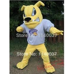 Rocky Dog Mascot Costume