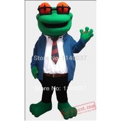 Frogslap Frog Mascot Costume
