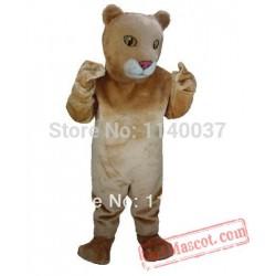 Lion Cub Simba Alex Leo Mascot Costume