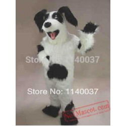 Plush Material Fido Dog Mascot Costume