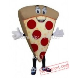 Pepperoni Pizza Mascot Costume