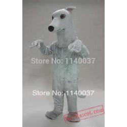 Greyhound Dog Mascot Costume
