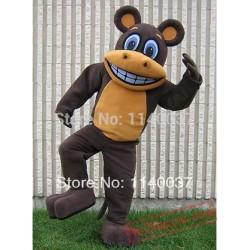 Big Mouse Monkey Mascot Costume