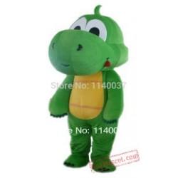 The Dragon Mascot Costume