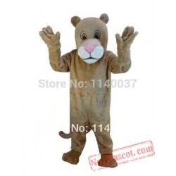 Lioness Simba Alex Leo Mascot Costume