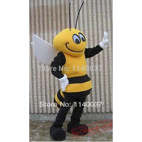 Bee Insect Mascot Costume