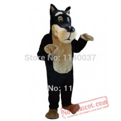 Pinscher Dog Mascot Costume