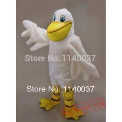 Pelican Mascot Costume