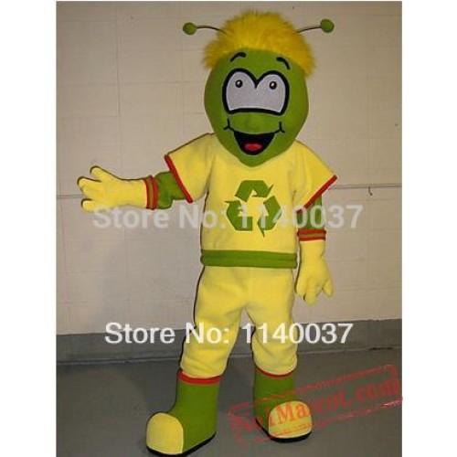 Alien Mascot Costume