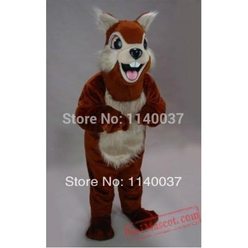 Best Chipmunk Mascot Costume
