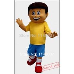 Kid Mascot Costume