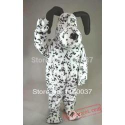 Spotty Dog Mascot Costume