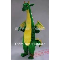 Fantasy Dragon Mascot Costume