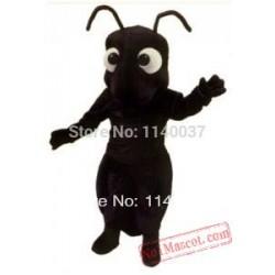 Black Ant Mascot Costume