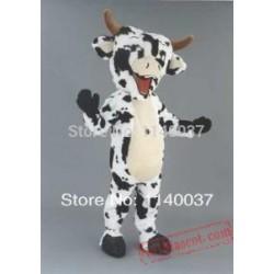 Cow Mascot Costume