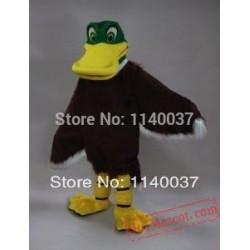 Black Platypus Mascot Costume
