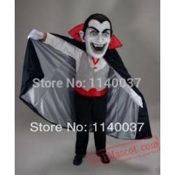Vampire Mascot Costume