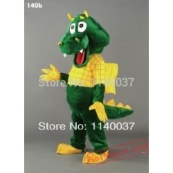 Funny Dragon Mascot Costume