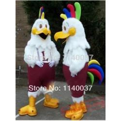 Cock Mascot Costume