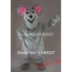Grey Rat Mascot Costume