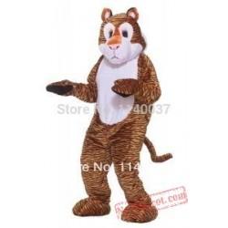 Costume Cosplay Tiger Basic Plush Mascot Costume