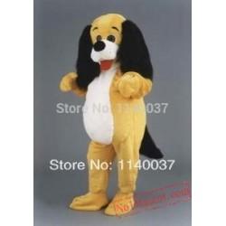 Deluxe Dog Mascot Costume